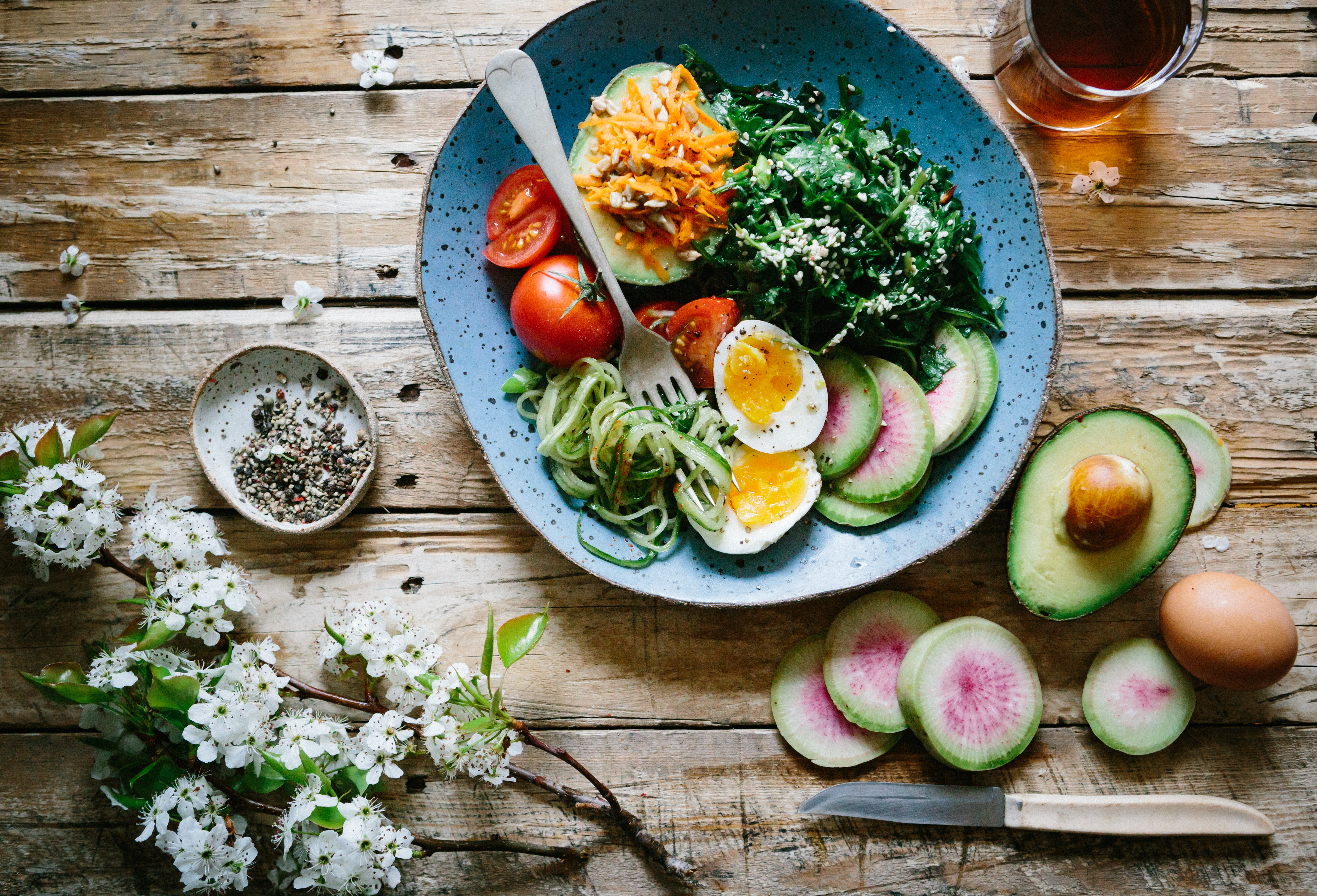 vad äter inte en vegetarian